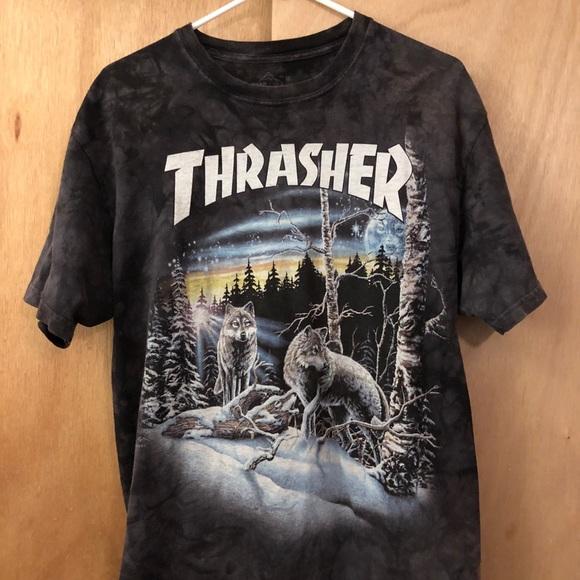 ef2567eb606b Thrasher skateboard mag